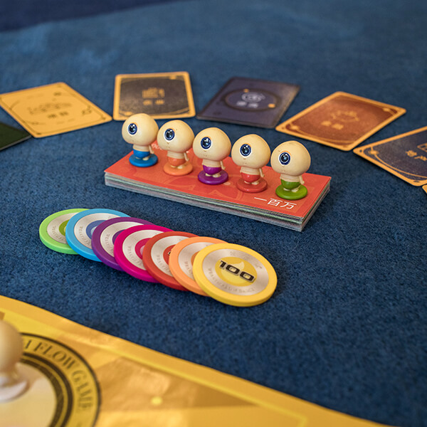 財富流桌遊